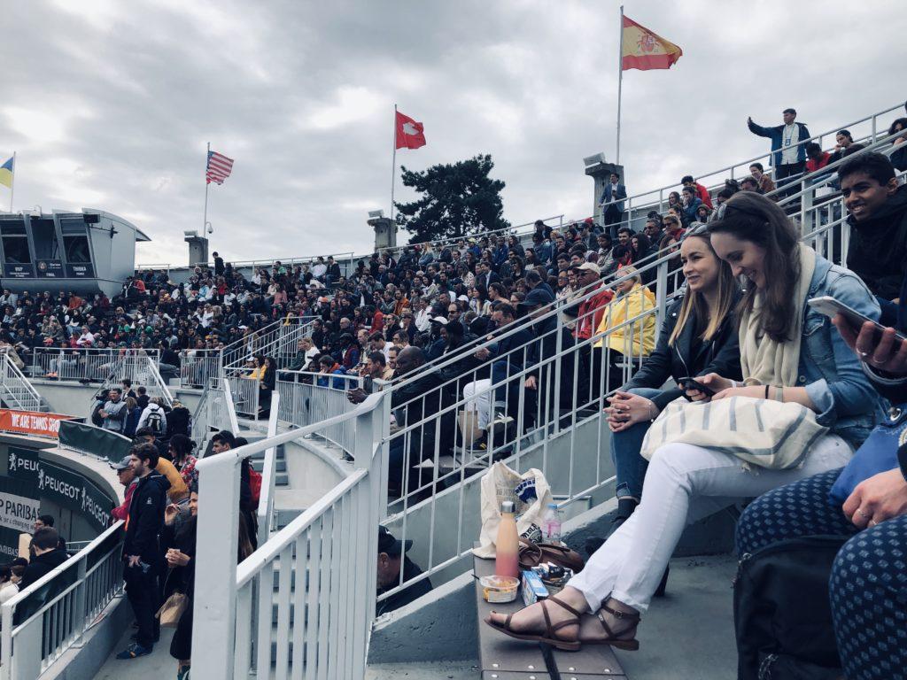 Le public était présent en nombre pour cette 3e édition du We Are Tennis Show