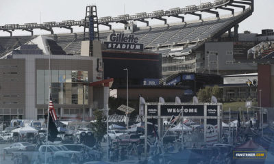 Free parking Gillette Stadium