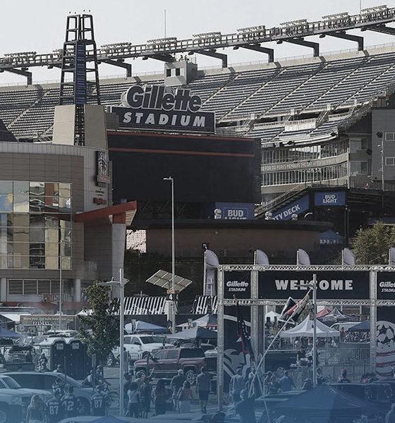 Free parking Gillette Stadium