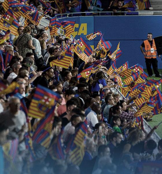 Le FC Barcelone offre à ses fans des contenus exclusifs sur Facebook