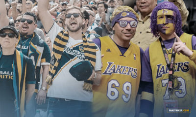 La Lakers Night organisée par le LA Galaxy