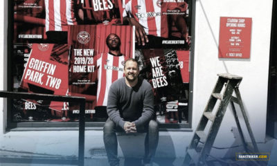 Interview Ryan Murrant Brentford FC