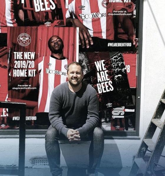 Interview Ryan Murrant Brentford FC