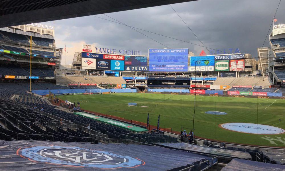 Le Yankee Stadium à New-York