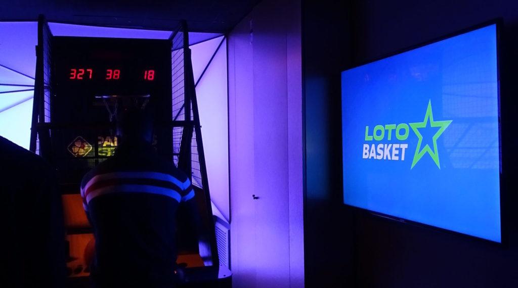Le Loto Basket, une nouveauté pour la FDJ