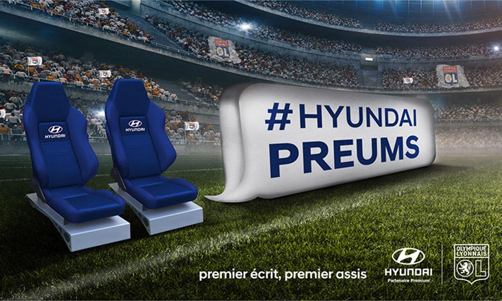 Hyundai Preums, la nouvelle activation de Hyundai avec Lagardère Plus