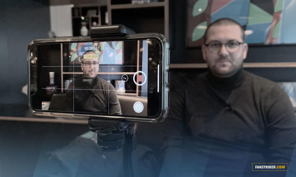 Interview de Benjamin Roumegoux