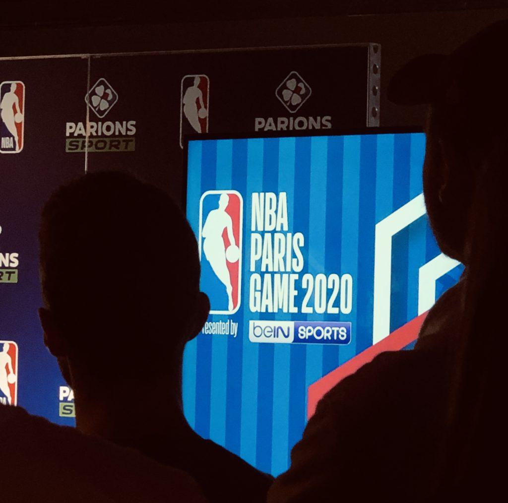 Le partenariat FDJ x NBA
