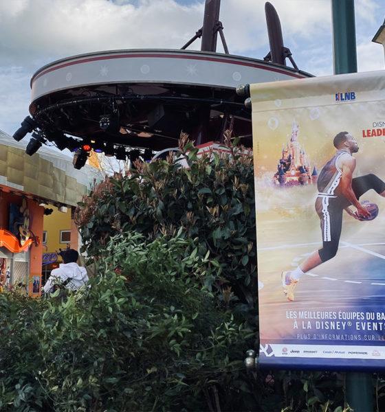 Disneyland Paris Leaders Cup Arena 2020