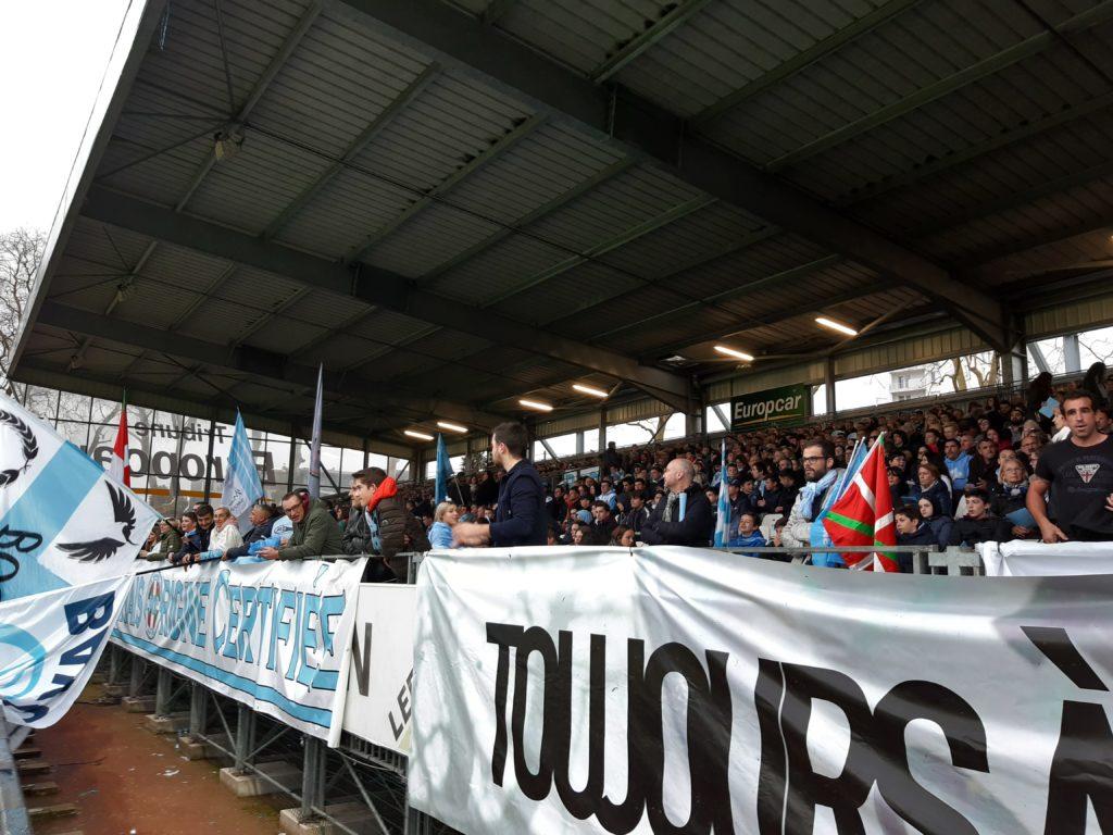 Le BOC, principal club de supporter de l'Aviron Bayonnais