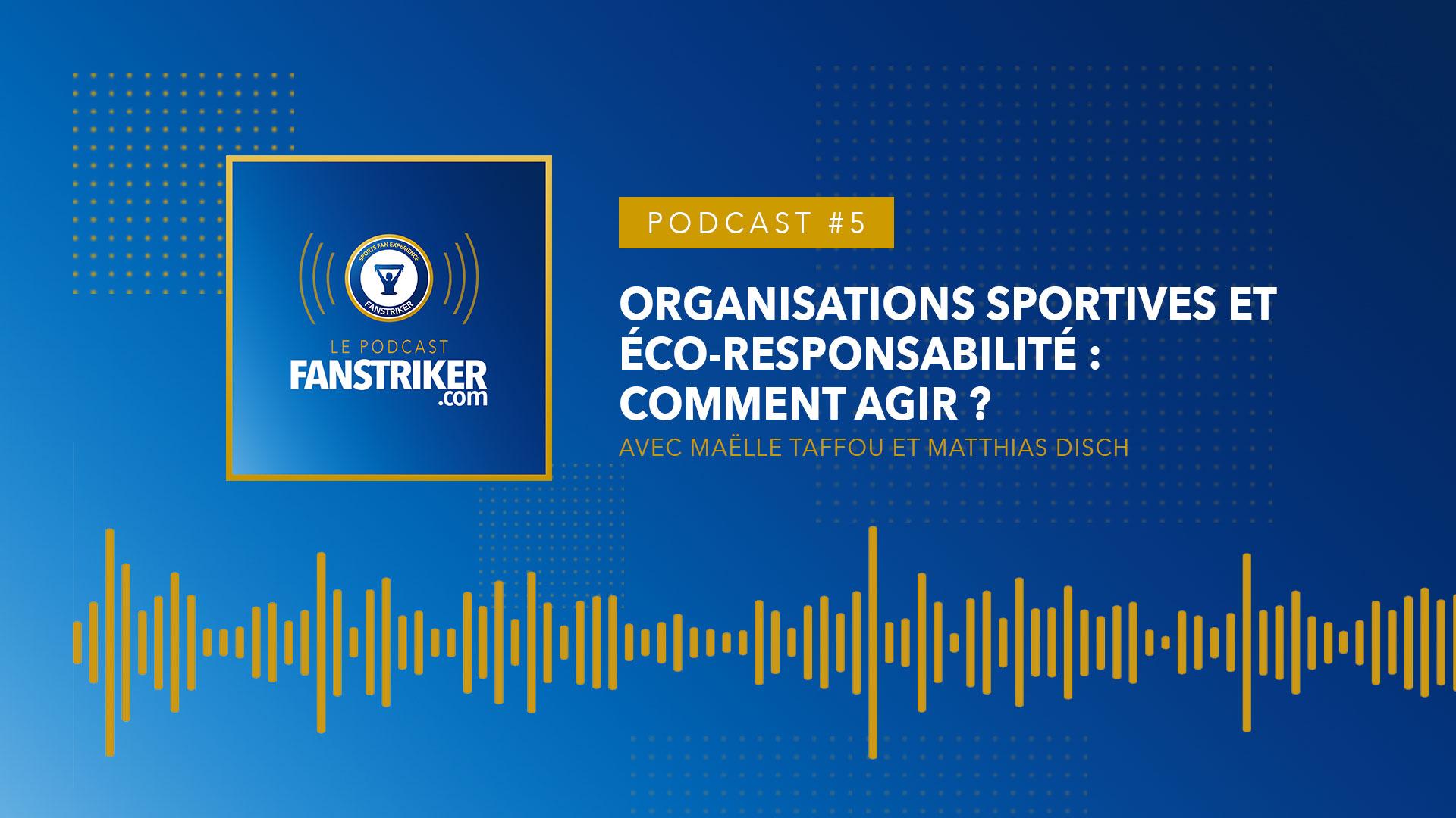 Organisations sportives et éco-responsabilité