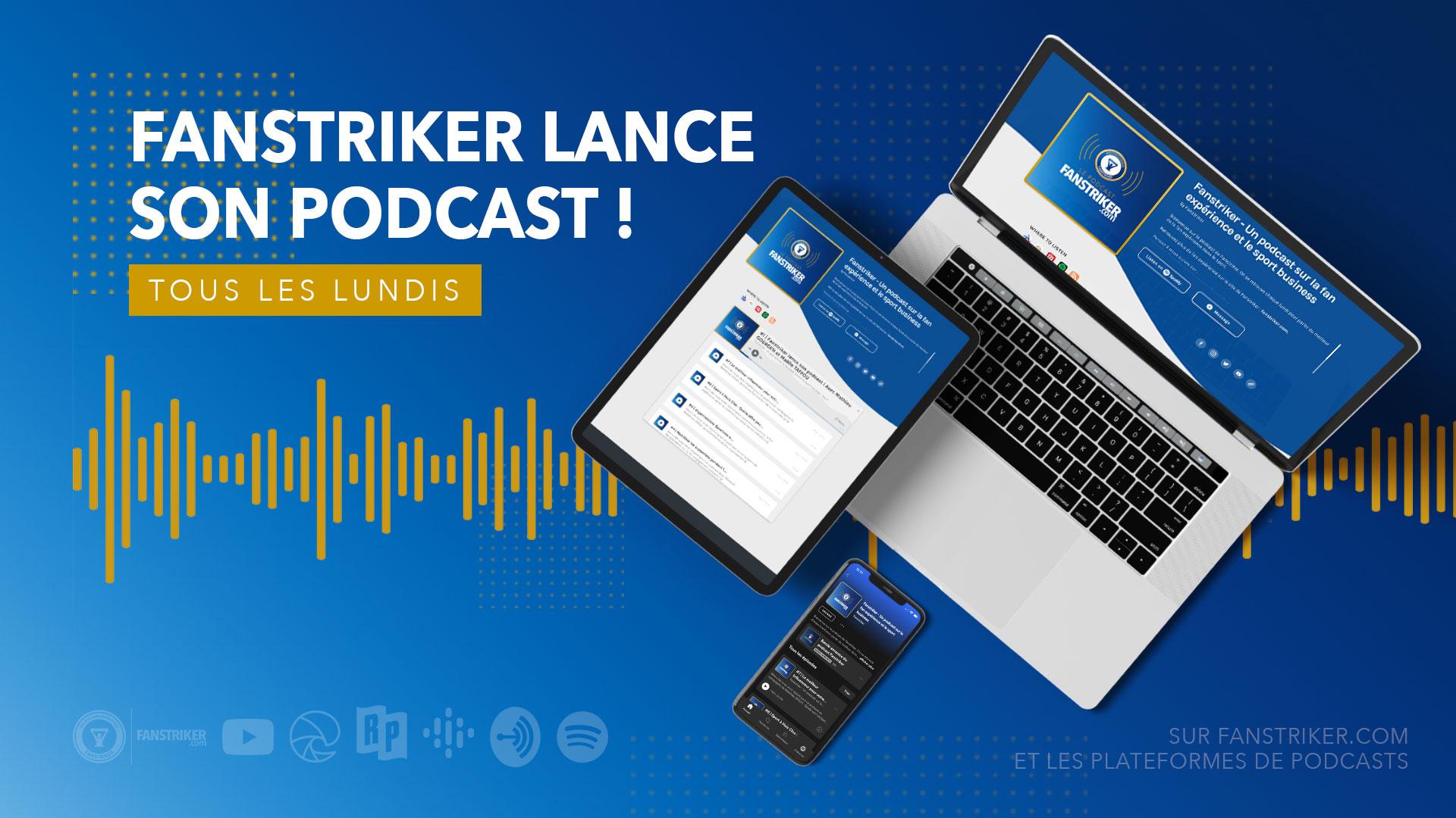 Podcast sur l'expérience et le sport business