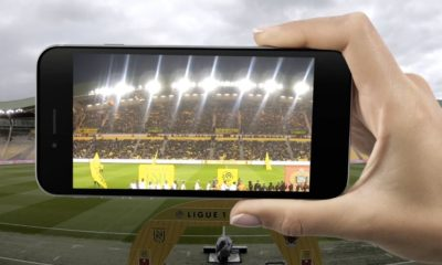 FC Nantes VR, la nouvelle application du FC Nantes