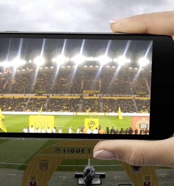 FC Nantes VR, la nouvelle application du FC Nantes
