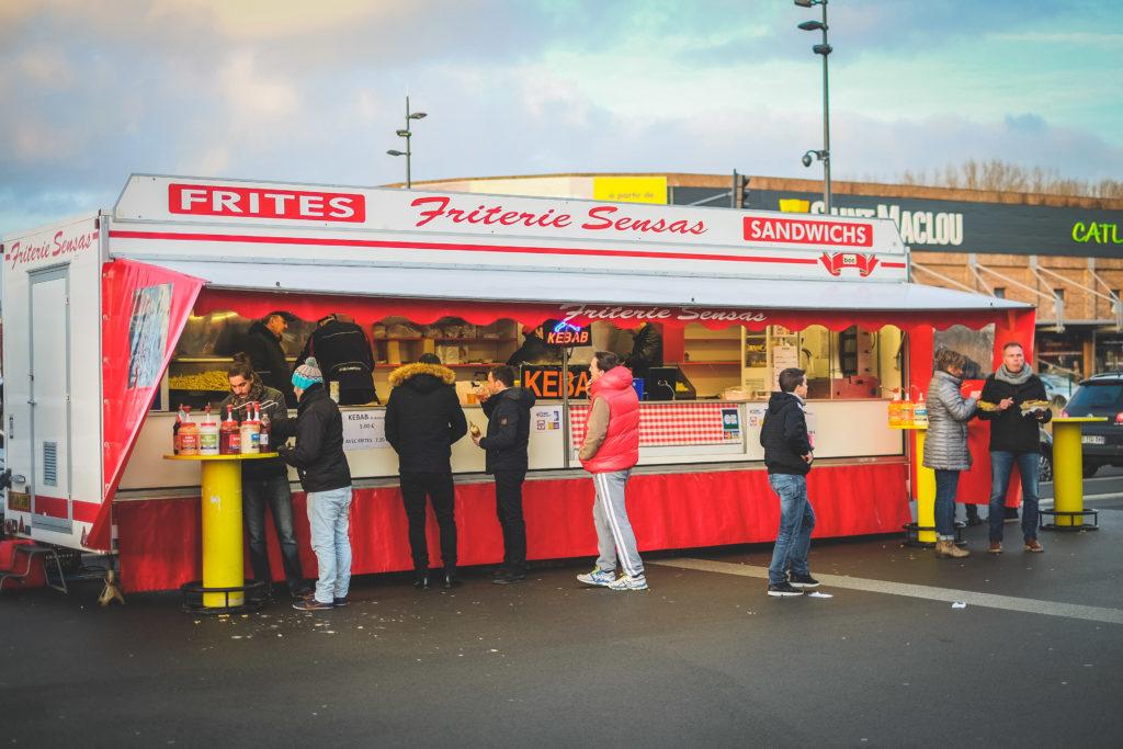Les buvettes des stades en France avec Guillaume Blot