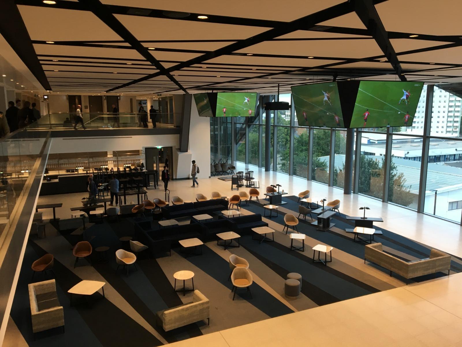 Premium Lounge du stade de Tottenham