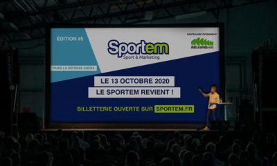 Le salon Sportem se tiendra le 13 octobre