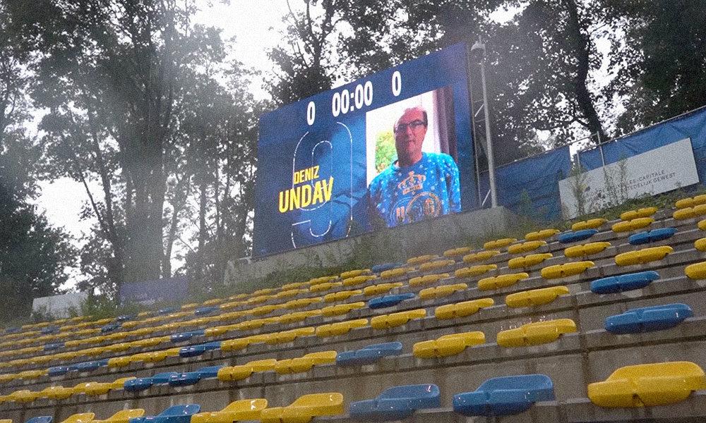 Union Saint Gilloise fans 31082020
