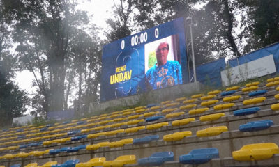 Union Saint Gilloise fans 31082020