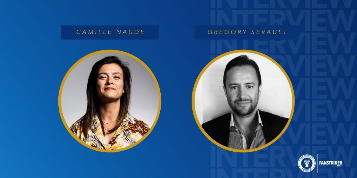 Camille Naude et Gregory Sevault, chefs d'entreprise dans le sport, nous parle de la gestion de la crise sanitaire