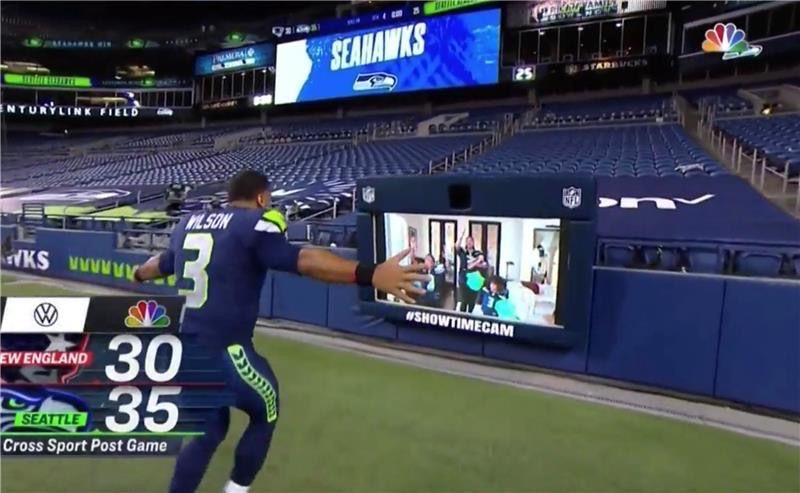 Showtime Cam NFL