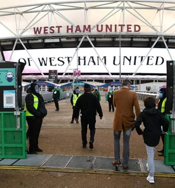 Le London Stadium de West Ham passe au cashless pour le retour des fans