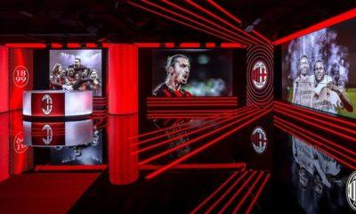 L'AC Milan lance ses propres studios pour créer du contenu