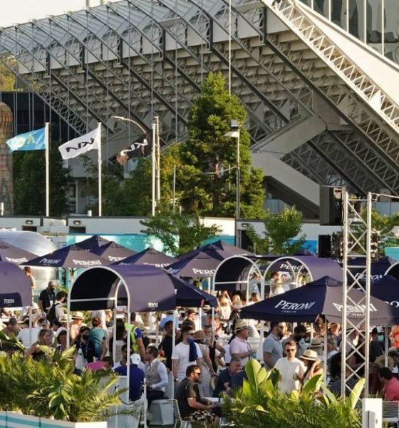 L'Open d'Australie accueille 30 000 spectateurs par jour