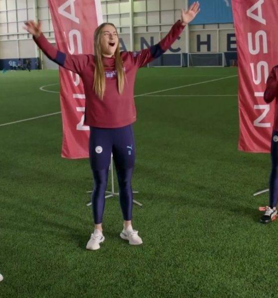La communication du foot féminin en Angleterre