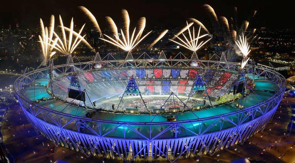 Rio Olympics - opening ceremony