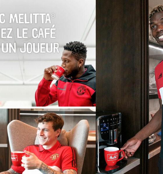 Jeu concours Melitta x Manchester United