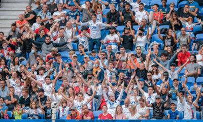 Des étudiants ambassadeurs de l'Olympique Lyonnais