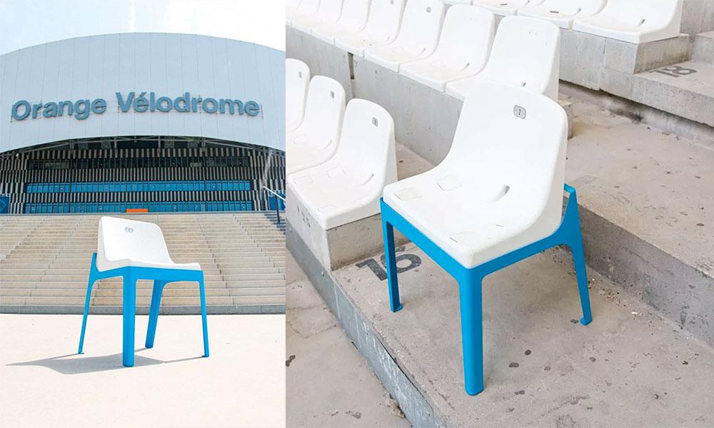L'Olympique de Marseille et Orange mettent en vente 100 sièges de l'Orange Vélodrome